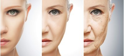 Natural way to reduce skin aging and look younger