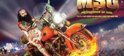 After A Stupendous Response, MSG – Messenger Of God To Arrive On  Jan 16