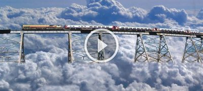 You Won't Believe This Deadliest Rail Track in the World Exist