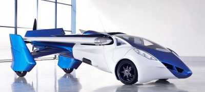 The world's most advanced flying car, Aero Mobil 3.0