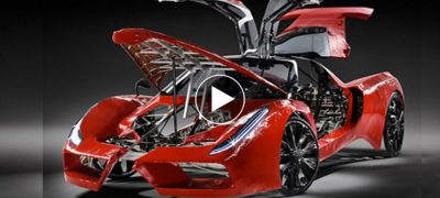 Manufacturing Factory Tour of World's most luxurious car