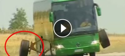 Watch amazing concept to save your Mercedes Benz from Car Accident