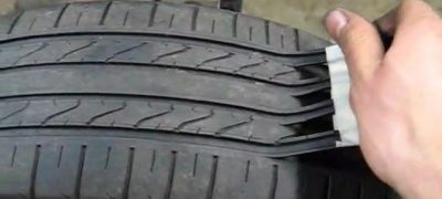 OMG! Your new tires may turn out to be old soon to blast bombs