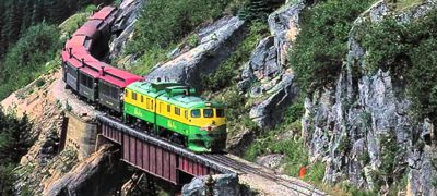 Most shocking train routes in the world