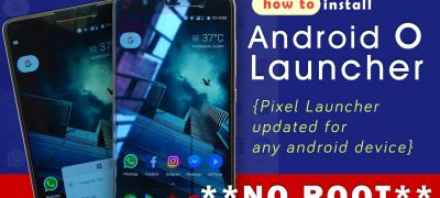 How to Download and Install Android O Pixel Launcher