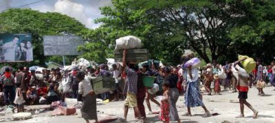 No country for Rohingyas
